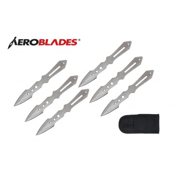 6pc Throwing Knives Set