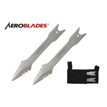 "5.5"" 2pc. Baby Master Throwing Knives"