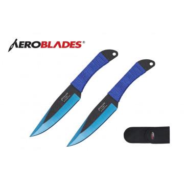 2pc Throwing Knives Set