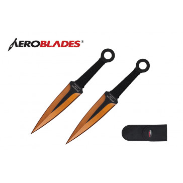 2pc Throwing Knives Set