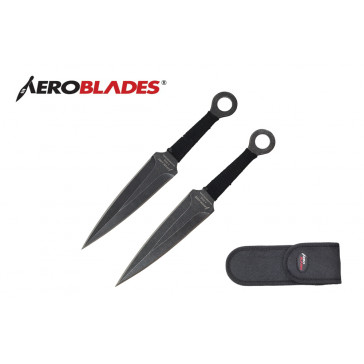 2 Piece Throwing Knive Set