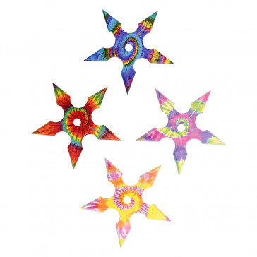"9""  Throwing Star Set"
