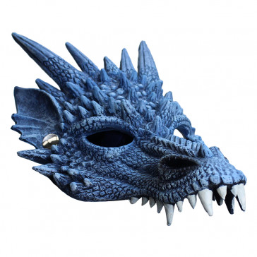 Ice Dragon Foam Mask