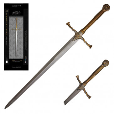 "41"" GOT Foam Jaime Lannister's Sword"