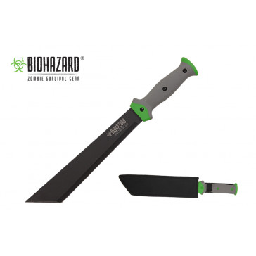"18"" Biohazard Machete"