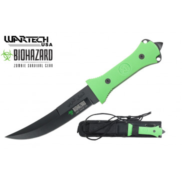 "13 1/4"" Zombie Hunting Knife"