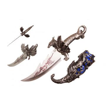 "15 1/2"" Dragon Dagger"
