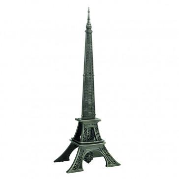 """10"""" Eiffel Tower Display w/ Dagger"""