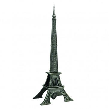 """15"""" Eiffel Tower Display w/ Dagger"""