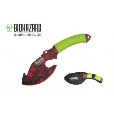 """11"""" Biohazard Axe"""