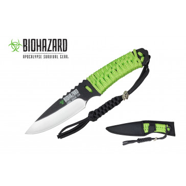 "8"" Full Tang Zombie Survival Knife"