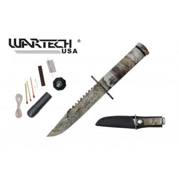 """8.5"""" Survival Knife"""
