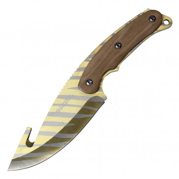 """9.5"""" Fixed Blade Hunting Knife"""