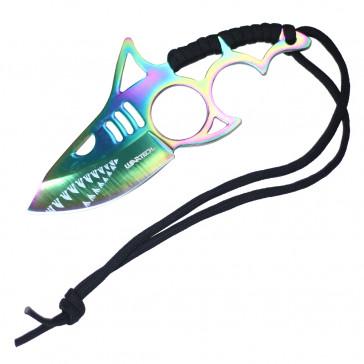 "6"" Fixed Blade Shark Hunting Knife"
