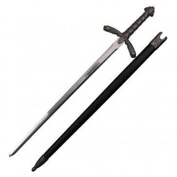 "38"" Richard The Lion Heart Sword With Sheath"