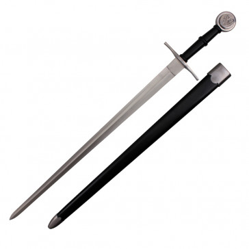 "44"" Knight's Sword With Sheath"