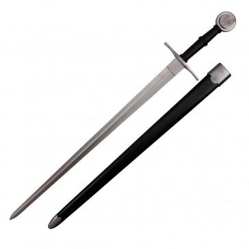 "44"" Knight's Sword With Sheath"