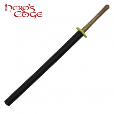 "36"" Foam Black Padded Practice Sword"