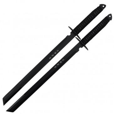 "27 1/8"" Ninja Sword Set"