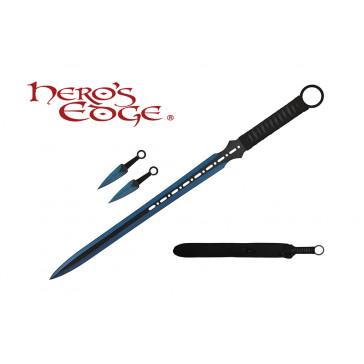 "27"" Technicolor Ninja Sword"
