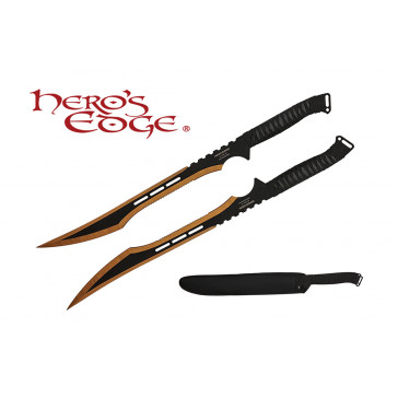 Technicolor Ninja Sword Set