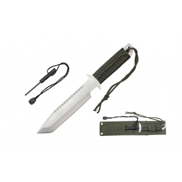"10 3/4"" Survival Knife"