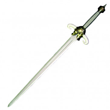 "43"" Fantasy Sword With Viking Helmet Handle"