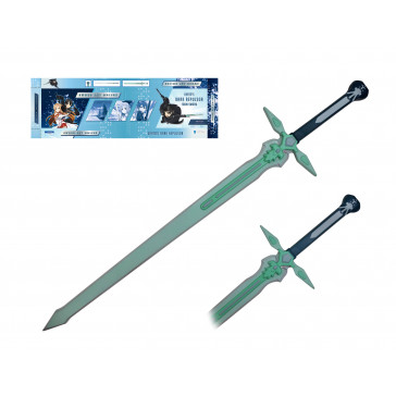 Kirito's Dark Repulsor Foam Sword / Sword Art Online /