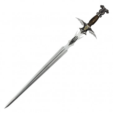 "33 1/4"" Double Headed Dragon Sword w/ Letter opener"