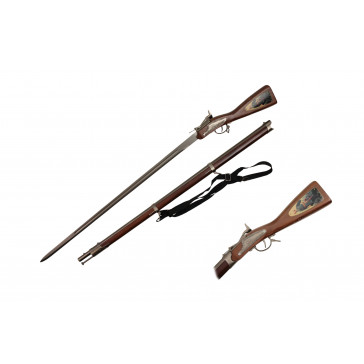 "42"" Rifle Sword"
