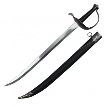 "28"" Pirate Sword w/ Hilt"