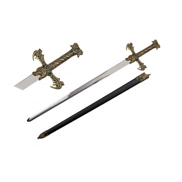 "43"" Dragon King (Sword & Sheath)"