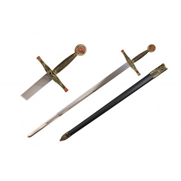 "40"" King Arthur Sword (Sword & Sheath)"