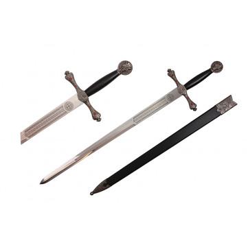 """44"""" Cantar De Mio Cid Sword (Sword & Sheath)"""