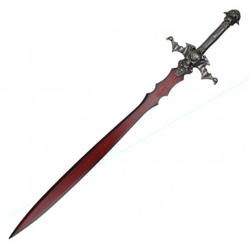 "41"" Winged Skull Sword"