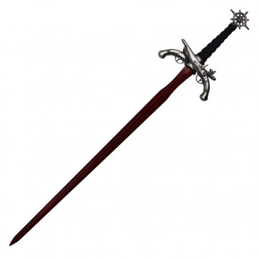 "51 1/2"" Long Sword w/ Pistol Guard"