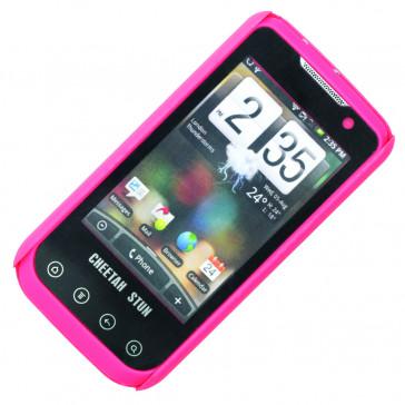 2.5M Volt Smart Phone Stun Gun w/ Holster (Pink)