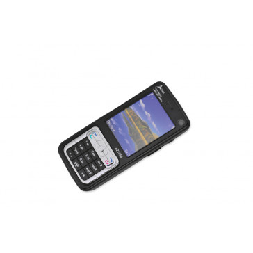 1200K Black Rechargeable Cell Phone Stun Gun With Light
