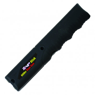 800K Volt Stun Gun w/ Flashlight (Black)