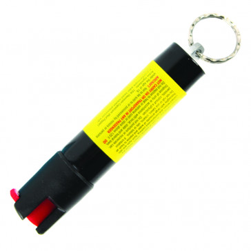 15% More Pepper Spray Key Chain