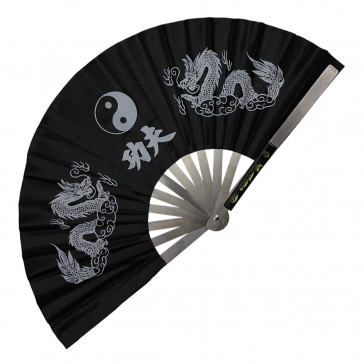 Deluxe Kung Fu (Black)