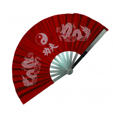 Deluxe Kung Fu (Red)