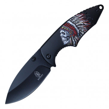 """7 3/4"""" Assisted Open Pocket Knife"""