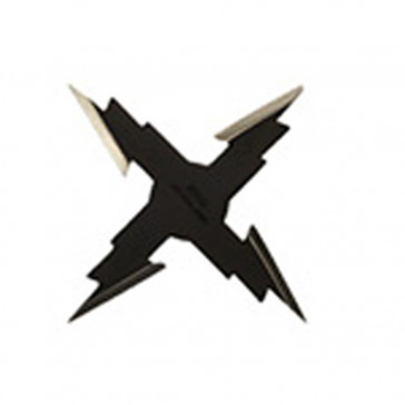 Black Throwing Star