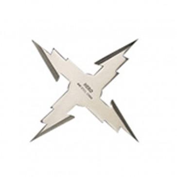 Chrome Throwing Star