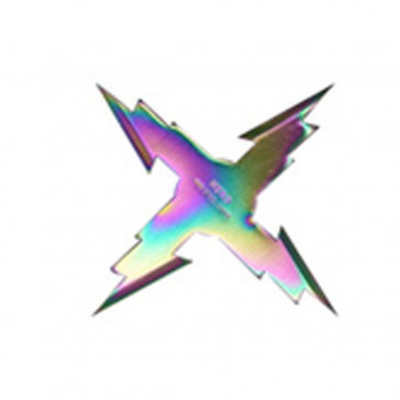 Rainbow Throwing Star