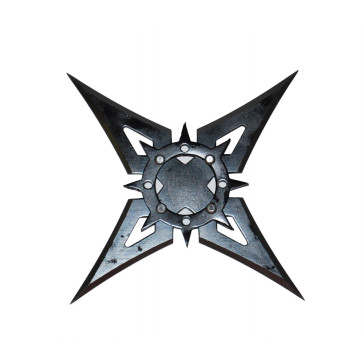 Black Throwing Star