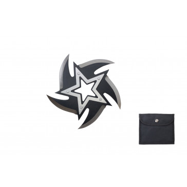 5 Point Throwing Star