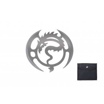 "3 3/4"" Dragon Throwing Star"