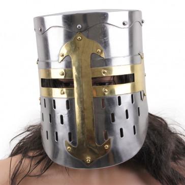 """11"""" Knight's Helmet"""